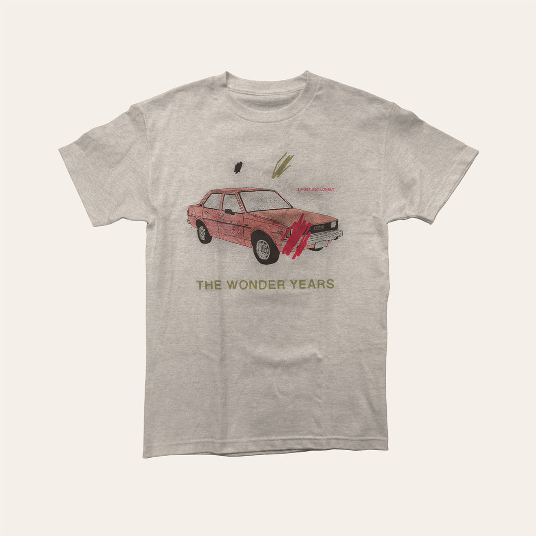 The Wonder Years Toyota Shirt