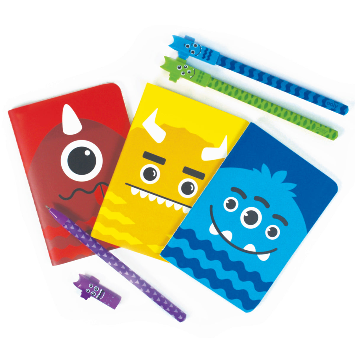 MONSTERS MINI POCKET PAL JOURNAL