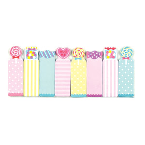 CANDY SHOPPE NOTE PALS STICKY TABS
