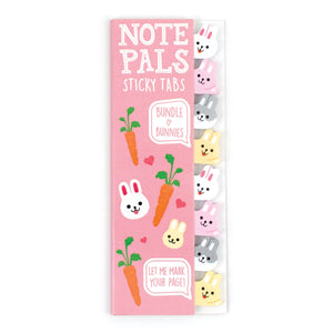 BUNDLE O' BUNNIES NOTE PALS STICKY TABS