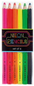 NEON COLORED PENCILS