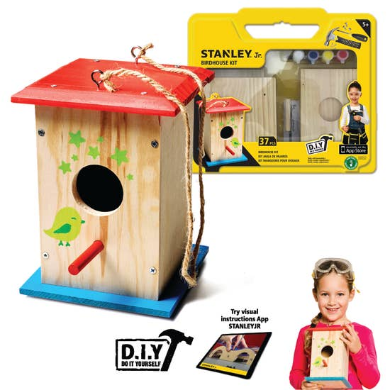BIRDHOUSE D.I.Y. KIT