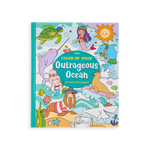 OUTRAGEOUS OCEAN COLOR-IN BOOK
