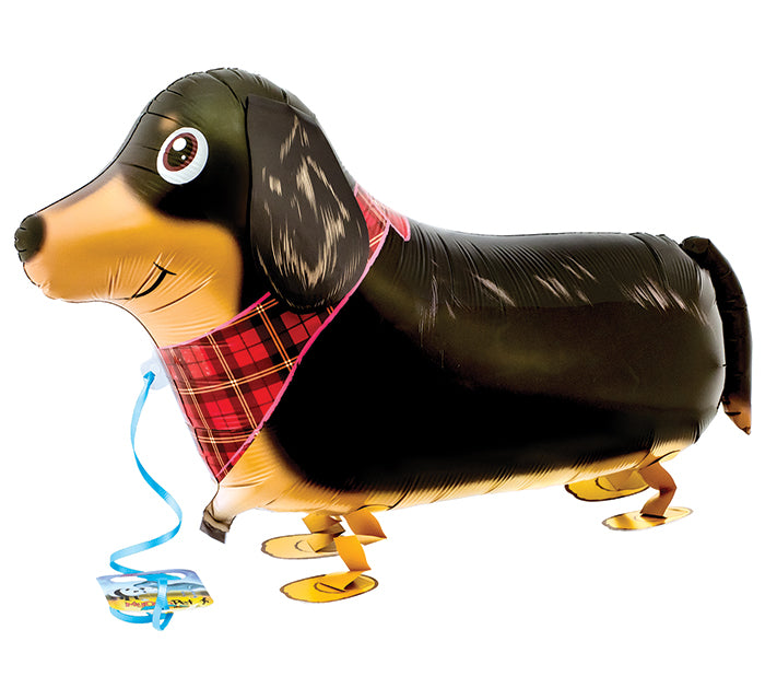 "21"" DACHSHUND DOG PET BALLOON"
