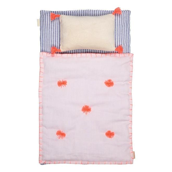 DOLL BEDDING SET