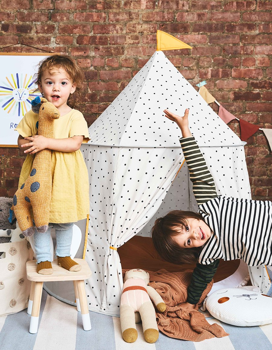 DOT PARTY PLAY TENT