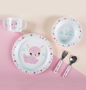 Deer Mealtime Set