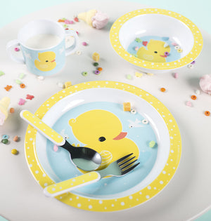 Duckie Mealtime Set
