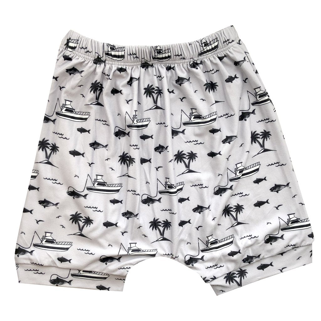 FISHAH HAREM SHORTS