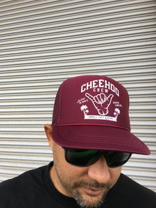 CHEEHOO CREW TRUCKER HAT