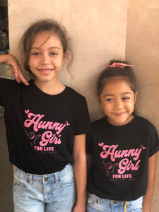 HUNNY GIRL TEE, Kids