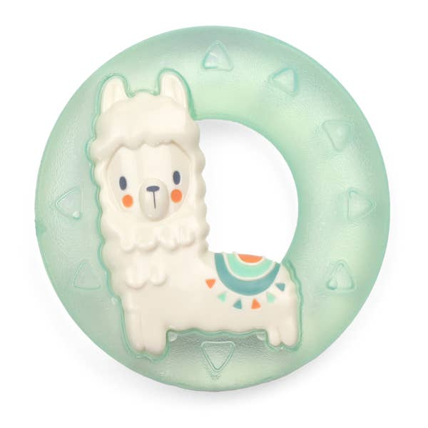 CUTE N COOL LLAMA WATER-FILLED TEETHER
