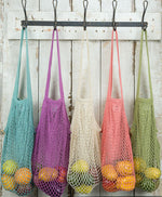 STRING MARKET BAGS, Long Handle