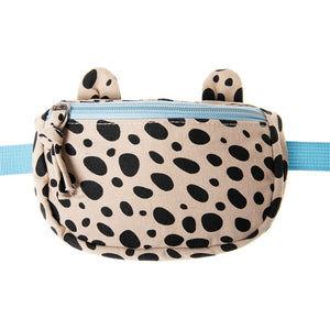 CHEETAH BUM BAG, NATURAL