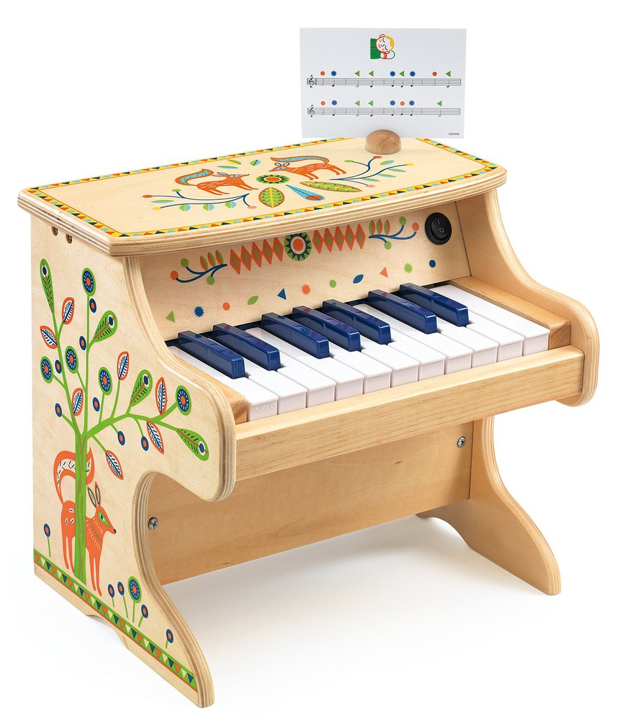 ANIMAMBO ELECTRIC 18-KEY PIANO