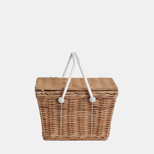 PIKI BASKET, NATURAL