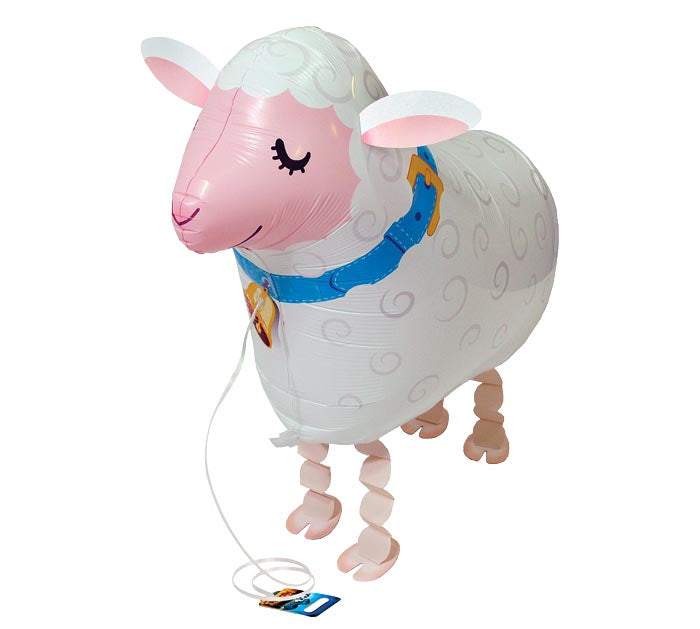 "21"" SHEEP PET BALLOON"