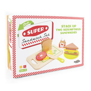SUPER SANDWICH SET