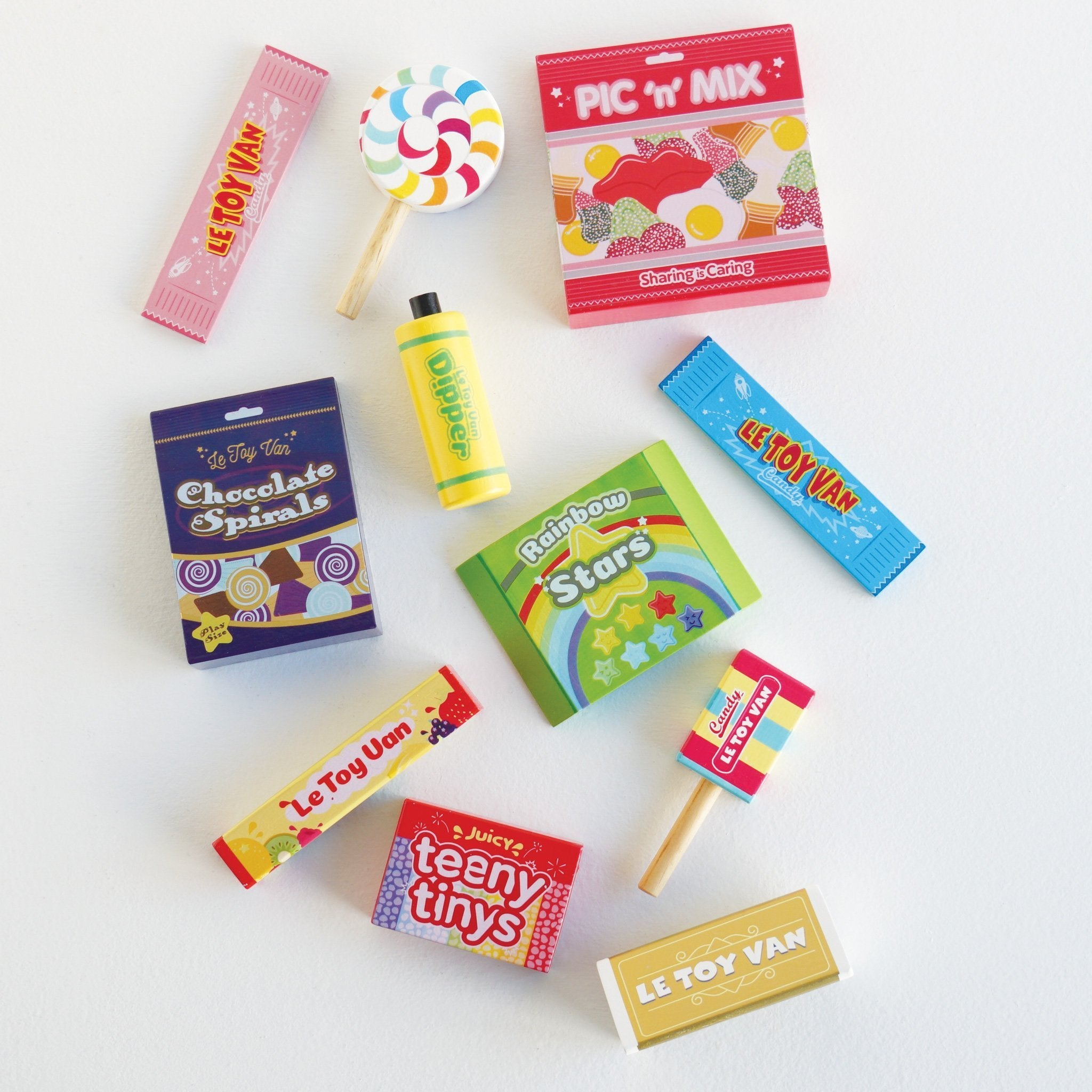 Sweet & Candy - Pic'n'Mix