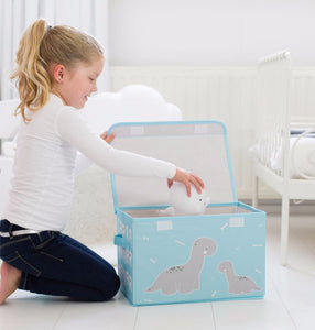 TOY STORAGE BOX, Dinosaur