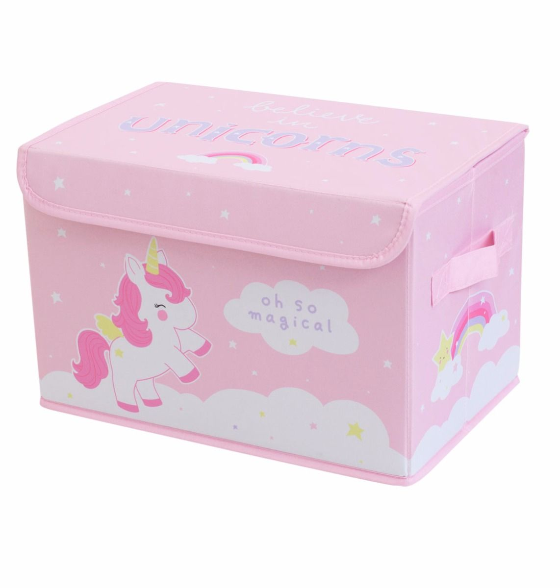 TOY STORAGE BOX, Unicorn
