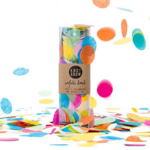 CONFETTI BOMB, MULTICOLORED