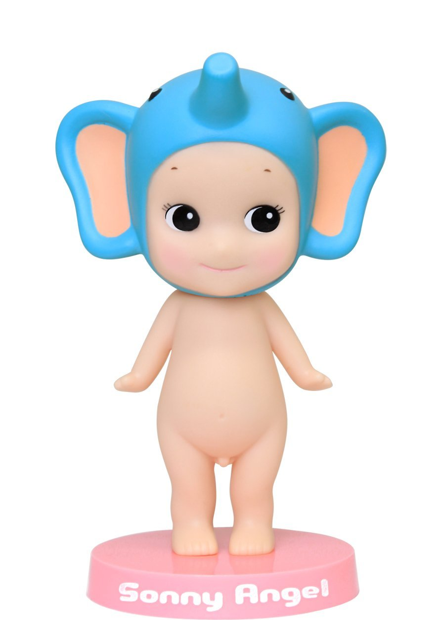 Sonny Angel Elephant Bobble Head