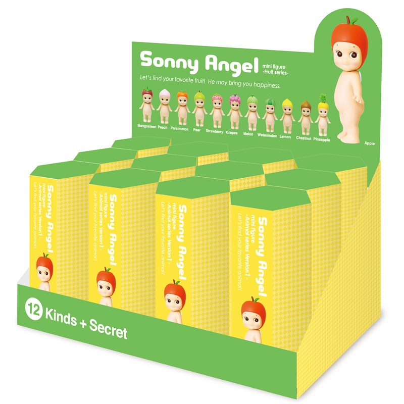 Sonny Angel Mini Figure: Fruit