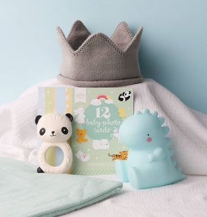 BABY GIFT BOX: WELCOME LITTLE BOY