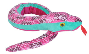 "HONEYCOMB PINK 54"" SNAKE"