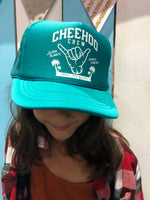 CHEEHOO CREW TRUCKER HAT, Various Colors, Youth + Adult