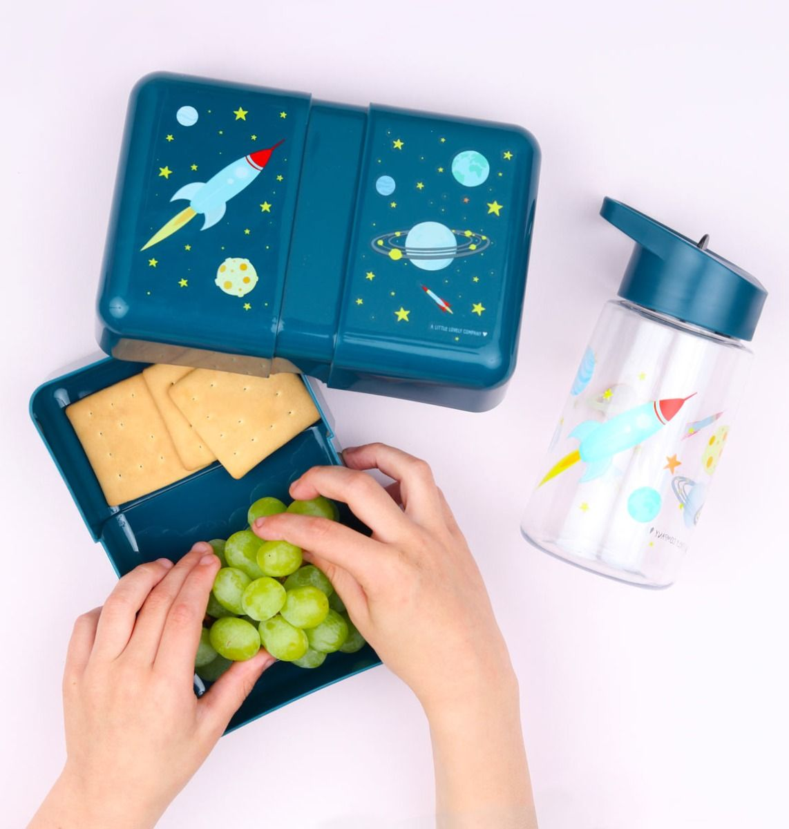 LUNCH BOX SPACE