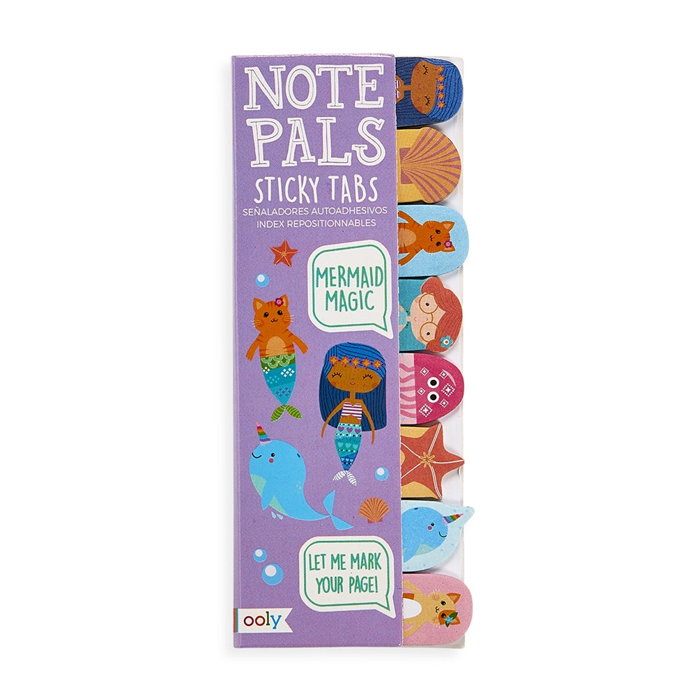 MERMAID MAGIC NOTE PALS STICKY TABS