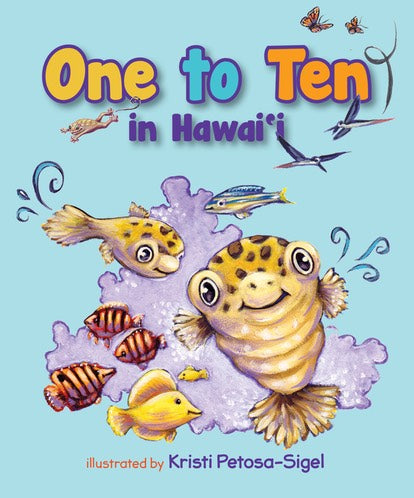ONE TO TEN IN HAWAII