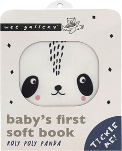 ROLY POLY PANDA: BABY'S FIRST SOFT BOOK