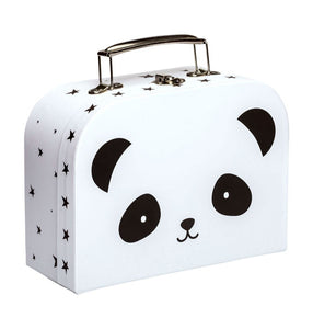 LITTLE SUITCASE: PANDA