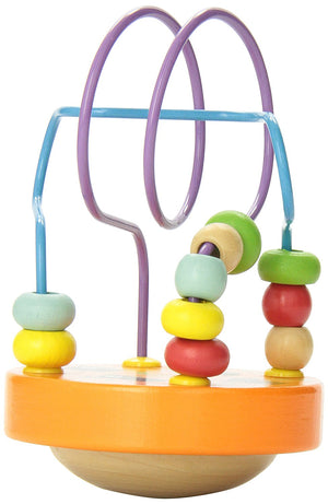 WOBBLE-A-ROUND BEADS