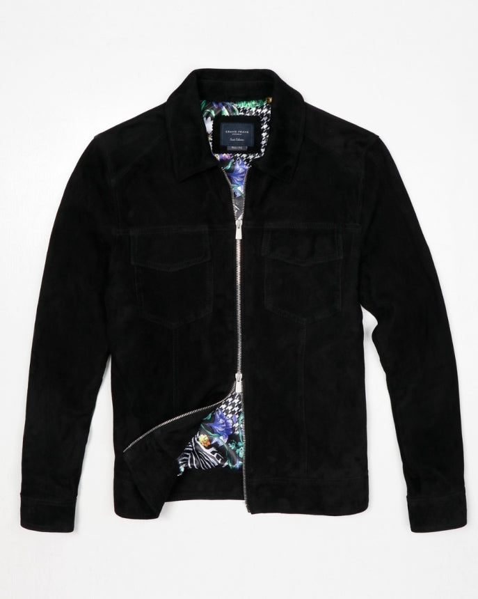 Naples Black Jacket