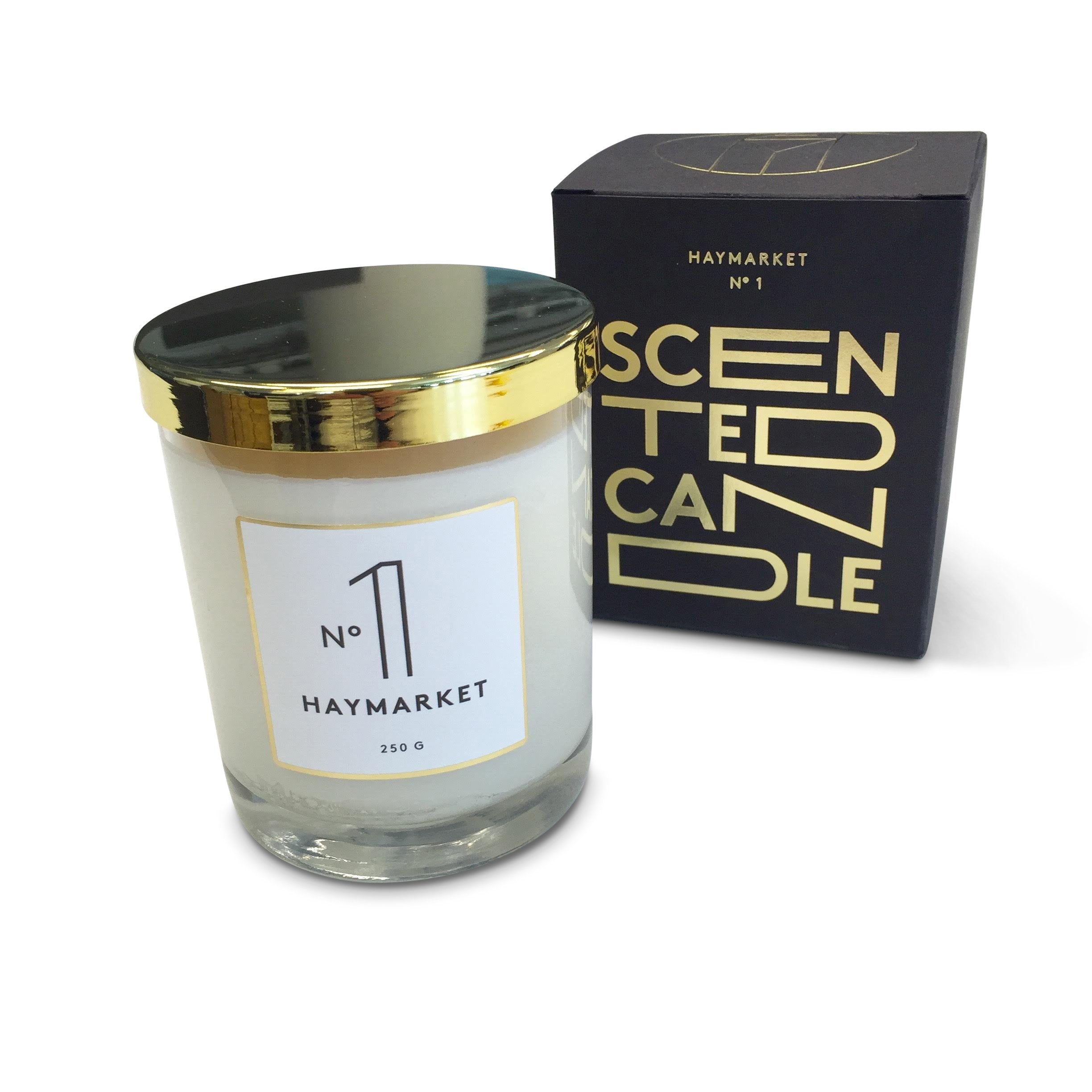Candle #1 by Haymarket (48 hours)