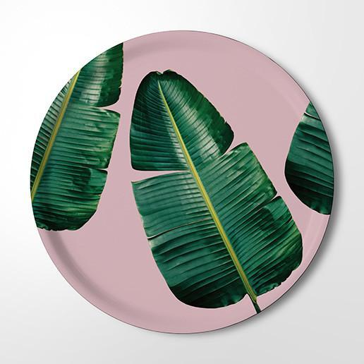 Wild Strelitzia Serving Tray