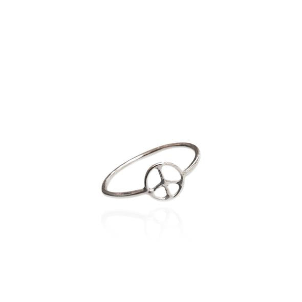 Mini Peace Ring