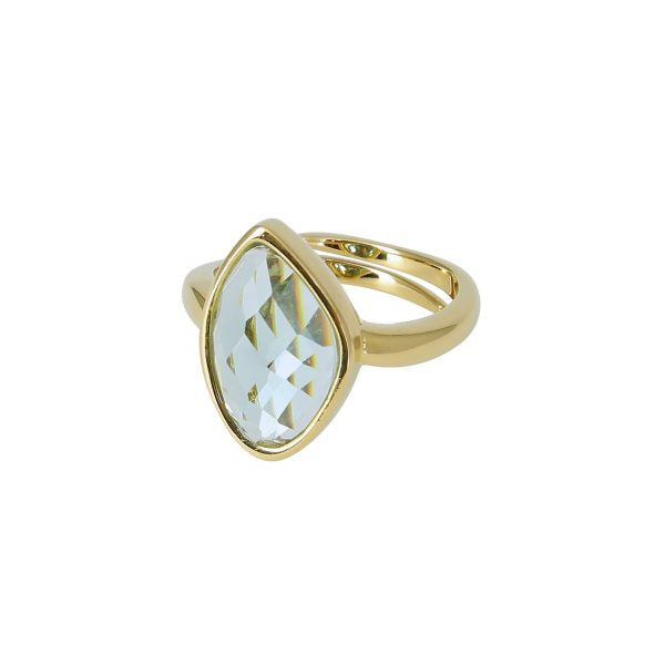 Snowdrop Green Ring