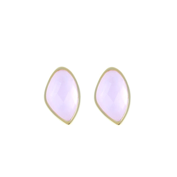 Snowdrop Pink Earrings