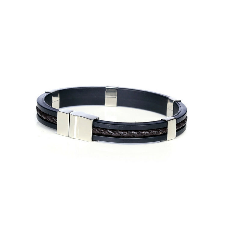 So Sweden Bracelet | Dark Brown