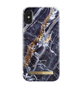 Midnight Blue Marble Fashion Case