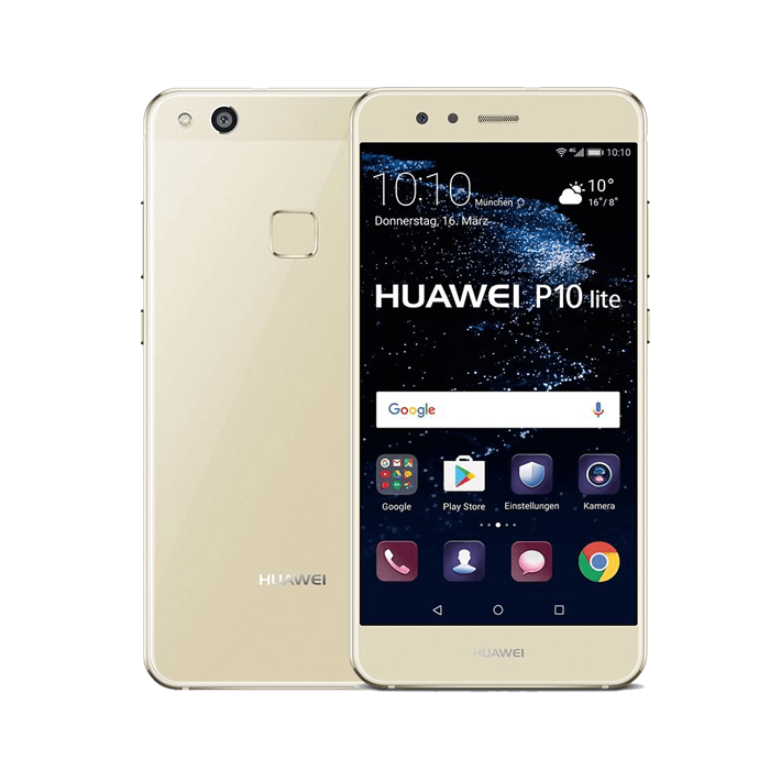 Huawei P10 Lite Gold 32gb Good Condition Great For Students Limited Time Offer