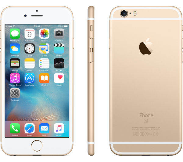iPhone 6s 16GB Gold - No Touch ID - Great Condition! (6 Month Warranty)