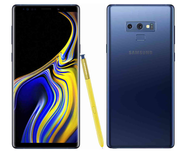 Samsung Galaxy Note 9 Blue 128GB (with S-Pen) - Great Condition (6 Month Warranty)