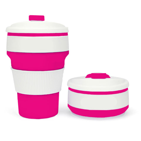 CARRYME CUP in Hot Pink