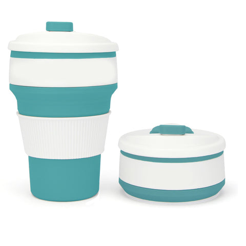 CARRYME CUP in Aquamarine